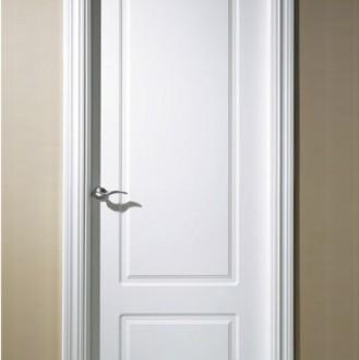 Puerta lacada en blanco Lac02
