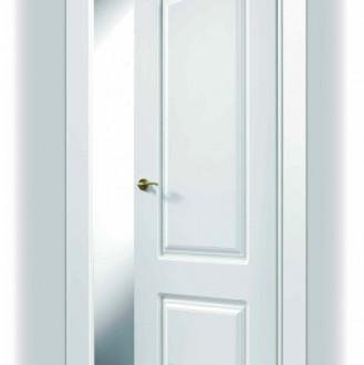 Puerta lacada en blanco San Rafael 9250AR