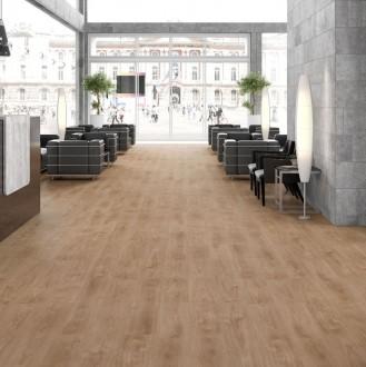 Intafloor Premium Ac5 | Roble Barnizado Laminado