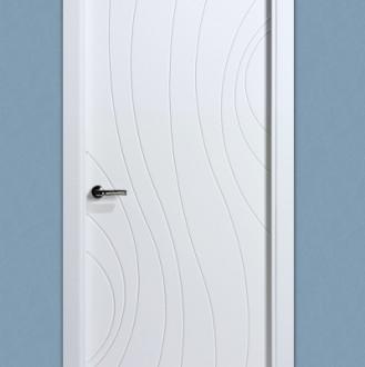 Puerta lacada en blanco Fantastic 11