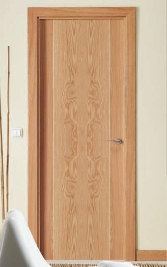 Puerta Serie Deco (Proma 7200) en Roble Americano