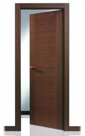 Puerta modelo MH Wengue uniforme