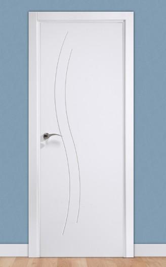 Puerta laminada en PVC Fantastic 01