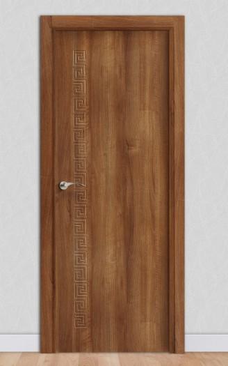 Puerta laminada en PVC Serie Pantografic 05
