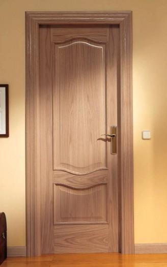 Puerta barnizada en madera Doble Provenzal EHTM