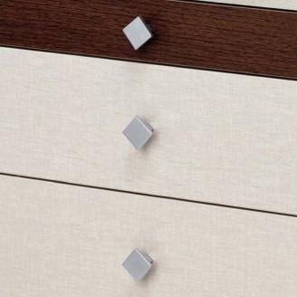 Tiradores  cuadrados