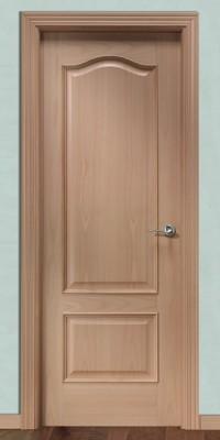 Puerta barnizada en madera Serie Provenzal 52TM