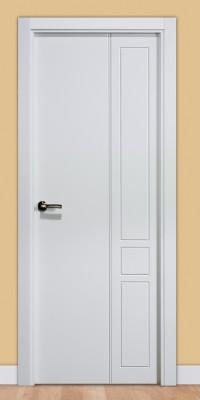 Puerta laminada en PVC Pantografic 12