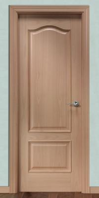 Puerta barnizada en madera | Provenzal 52TM
