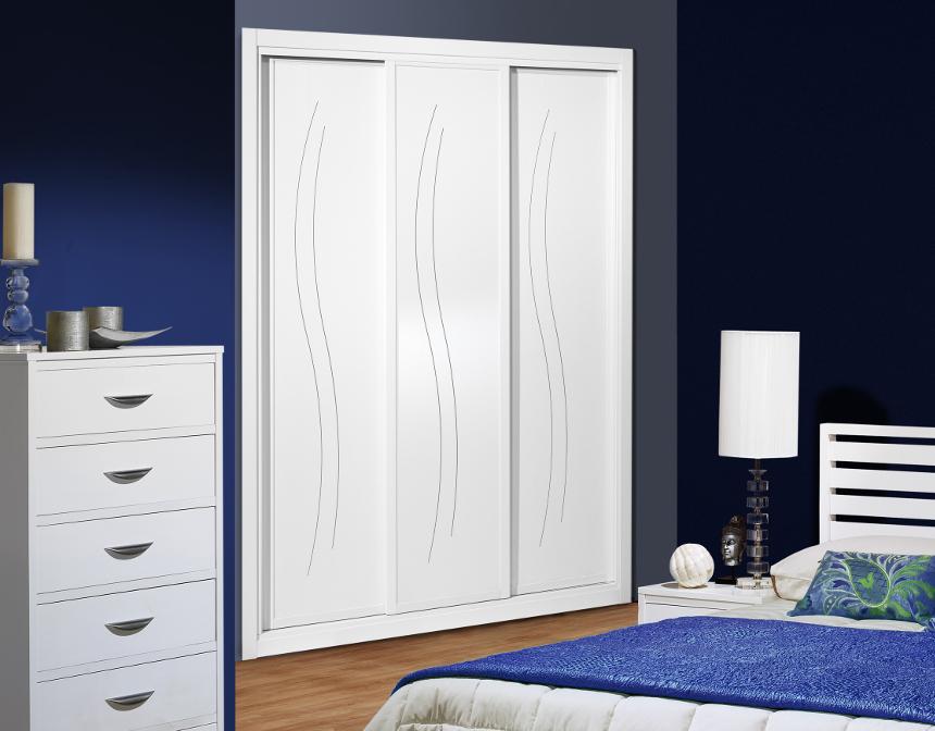 Frente de armario serie lacado modelo fantastic 01 for Frentes de armarios de cocina