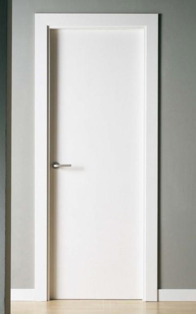 Puerta lacada en blanco serie lisa pc 50 - Puerta lacada en blanco ...