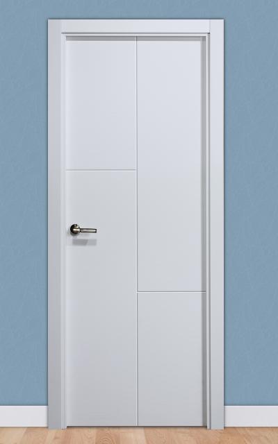 Puerta lacada en blanco pantografic 25 - Puertas lacadas en blanco opiniones ...
