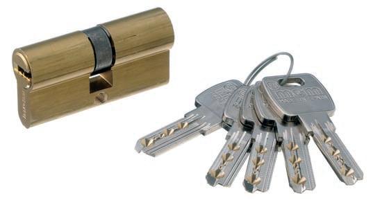 Puerta blindada mcm est ndar en madrid for Tipos de llaves de puertas
