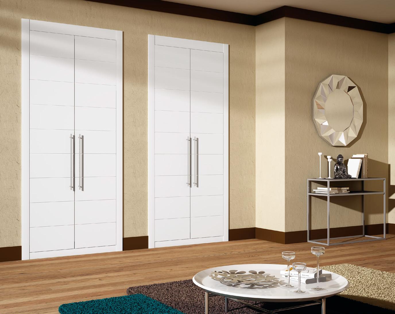 Frente de armario empotrado abatible mml4 for Frentes de armarios de cocina