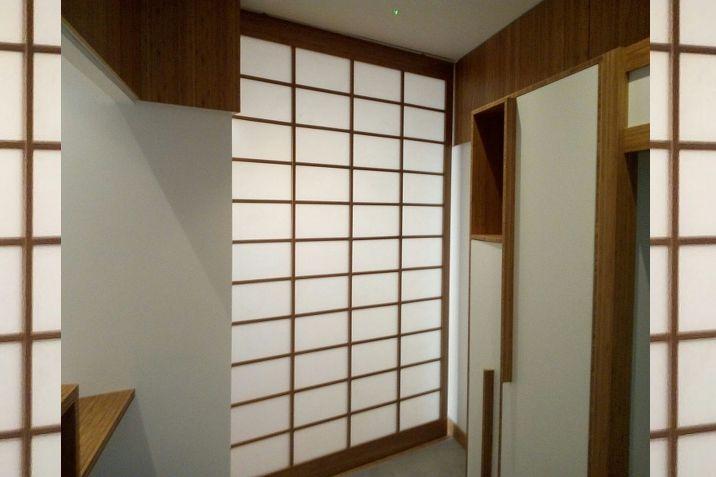 Paneles Y Puertas Japonesas Estilo Shoji Cajonerasfamaes - Puertas-japonesas-deslizantes